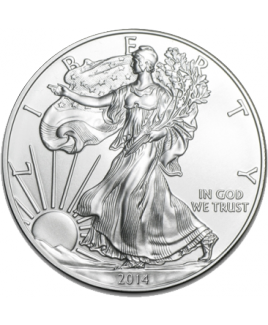 Silber American Eagle 2016