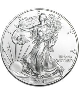 Silber American Eagle 2017